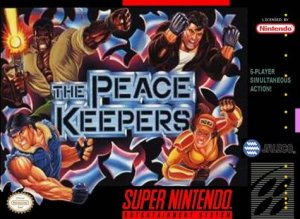 The Peace Keepers per Super Nintendo Entertainment System