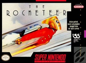 The Rocketeer per Super Nintendo Entertainment System