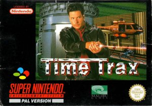 Time Trax per Super Nintendo Entertainment System
