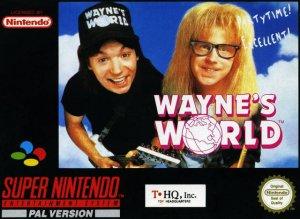 Wayne's World per Super Nintendo Entertainment System