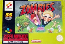 Zombies Ate My Neighbors per Super Nintendo Entertainment System
