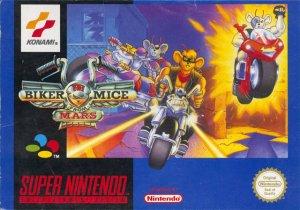 Biker Mice From Mars per Super Nintendo Entertainment System