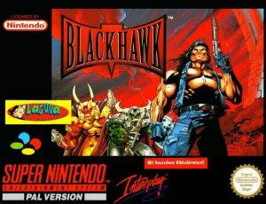 Black Hawk per Super Nintendo Entertainment System