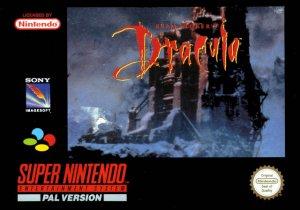 Bram Stoker's Dracula per Super Nintendo Entertainment System