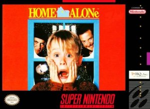 Home Alone per Super Nintendo Entertainment System