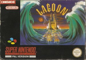 Lagoon per Super Nintendo Entertainment System