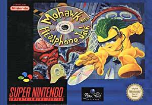 Mohawk and Headphone Jack per Super Nintendo Entertainment System