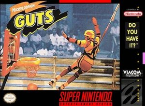 Nickelodeon GUTS per Super Nintendo Entertainment System