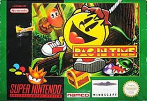 Pac-in-Time per Super Nintendo Entertainment System