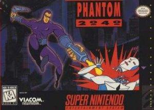Phantom 2040 per Super Nintendo Entertainment System