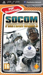 SOCOM: U.S. Navy SEALS Fireteam Bravo 3 per PlayStation Portable