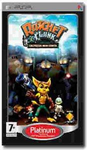 Ratchet & Clank: L'Altezza non Conta per PlayStation Portable
