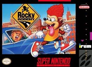 Rocky Rodent per Super Nintendo Entertainment System