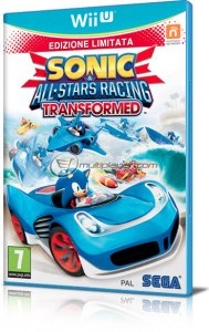 Sonic & All-Stars Racing Transformed per Nintendo Wii U