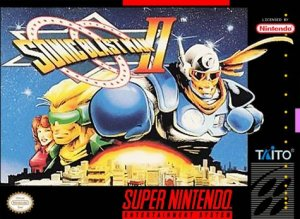 Sonic Blast Man II per Super Nintendo Entertainment System