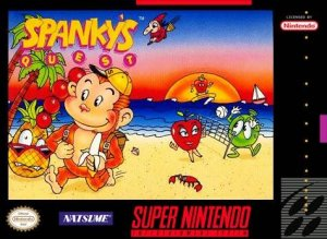 Spanky's Quest per Super Nintendo Entertainment System