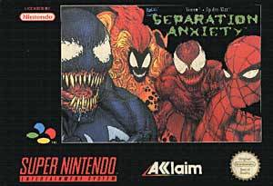 Spiderman & Venom: Separation Anxiety per Super Nintendo Entertainment System