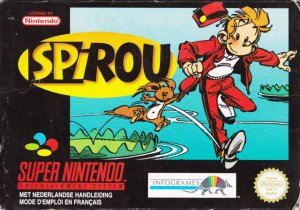 Spirou per Super Nintendo Entertainment System