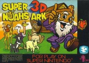 Super 3D Noah's Ark per Super Nintendo Entertainment System