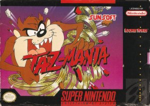 TazMania per Super Nintendo Entertainment System