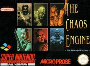 The Chaos Engine per Super Nintendo Entertainment System