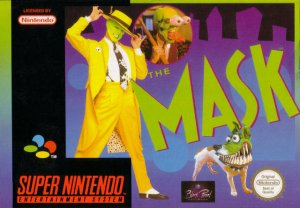 The Mask per Super Nintendo Entertainment System