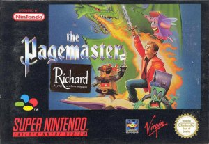 The Pagemaster per Super Nintendo Entertainment System