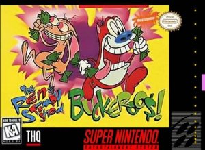 The Ren & Stimpy Show: Buckaroo$! per Super Nintendo Entertainment System