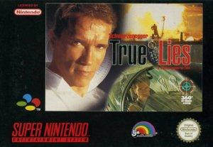 True Lies per Super Nintendo Entertainment System
