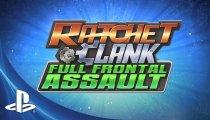 Ratchet & Clank: QForce - Trailer dei Molonoth Fields