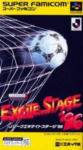J League Excite Stage '96 per Super Nintendo Entertainment System