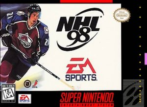 NHL '98 per Super Nintendo Entertainment System