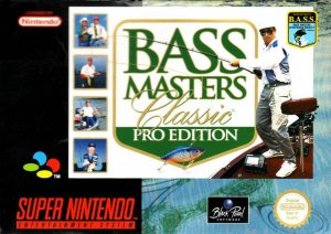 Bass Masters Classic Pro Edition per Super Nintendo Entertainment System