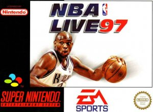 NBA Live 97 per Super Nintendo Entertainment System
