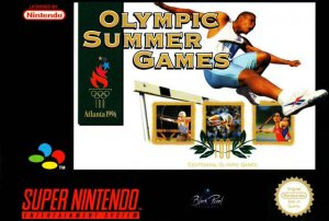 Olympic Summer Games '96 per Super Nintendo Entertainment System
