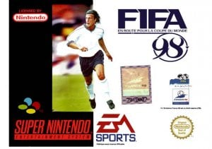FIFA 98: Road To World Cup per Super Nintendo Entertainment System