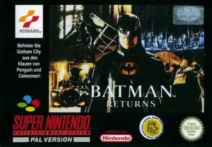Batman Returns per Super Nintendo Entertainment System