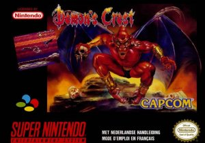 Demon's Crest per Super Nintendo Entertainment System