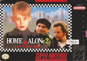 Home Alone 2: Lost in New York per Super Nintendo Entertainment System