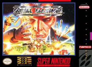 Metal Marines per Super Nintendo Entertainment System