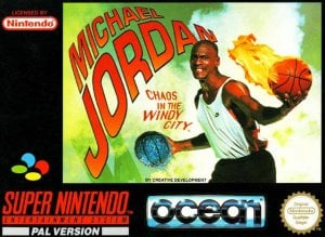Michael Jordan: Chaos in the Windy City per Super Nintendo Entertainment System