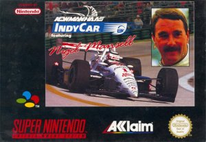 Newman-Haas Racing: Indy Car Featuring Nigel Mansell per Super Nintendo Entertainment System