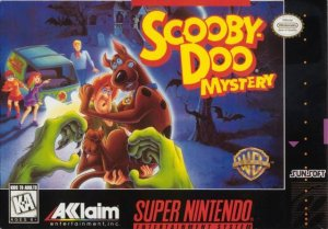Scooby Doo Mystery per Super Nintendo Entertainment System