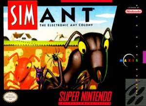 SimAnt: The Electronic Ant Colony per Super Nintendo Entertainment System