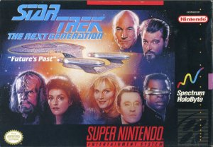Star Trek: The Next Generation - Future's Past per Super Nintendo Entertainment System