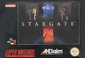 Stargate per Super Nintendo Entertainment System