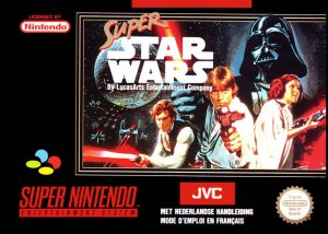 Super Star Wars per Super Nintendo Entertainment System