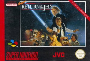 Super Star Wars: Return of the Jedi per Super Nintendo Entertainment System