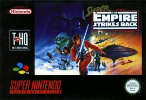 Super Star Wars: The Empire Strikes Back per Super Nintendo Entertainment System