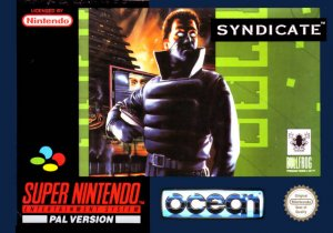 Syndicate per Super Nintendo Entertainment System